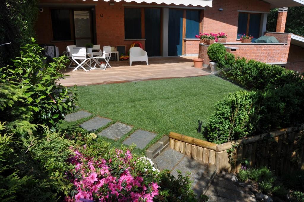 Terrazzamenti scarpate vivaio il germoglio - Terrazzamenti giardino ...